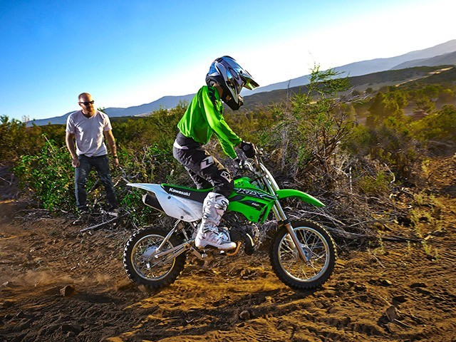 2015 Kawasaki KLX®140L in North Reading, Massachusetts - Photo 15