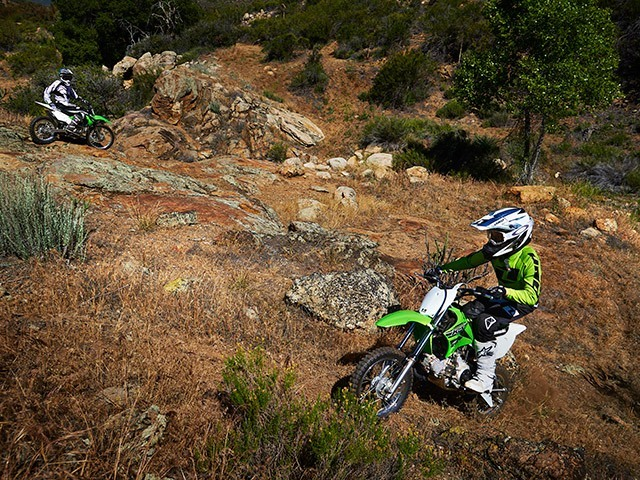 2015 Kawasaki KLX®140L in North Reading, Massachusetts - Photo 19