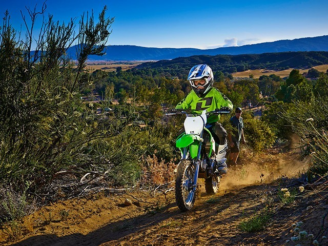 2015 Kawasaki KLX®140L in North Reading, Massachusetts - Photo 16