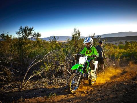 2015 Kawasaki KLX®140L in North Reading, Massachusetts - Photo 18