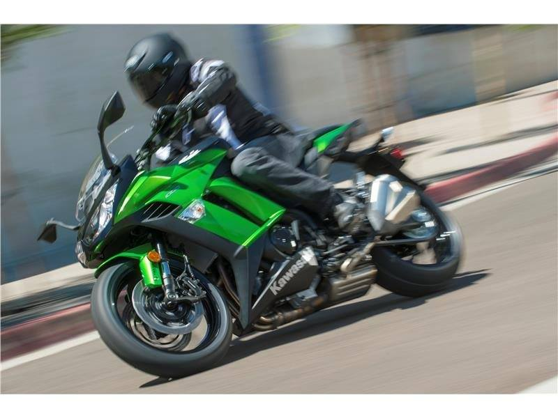 2015 Kawasaki Ninja® 1000 ABS in Junction City, Kansas