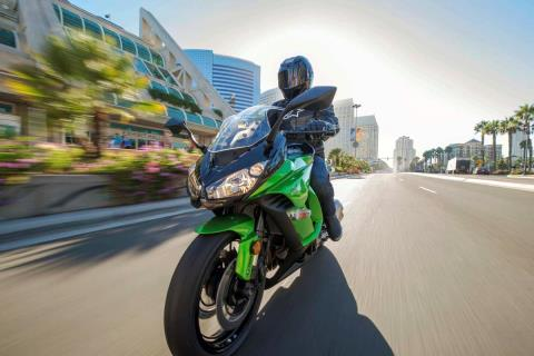2015 Kawasaki Ninja® 1000 ABS in North Reading, Massachusetts