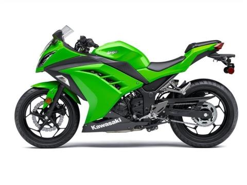 2015 Kawasaki Ninja® 300 in Madera, California - Photo 2