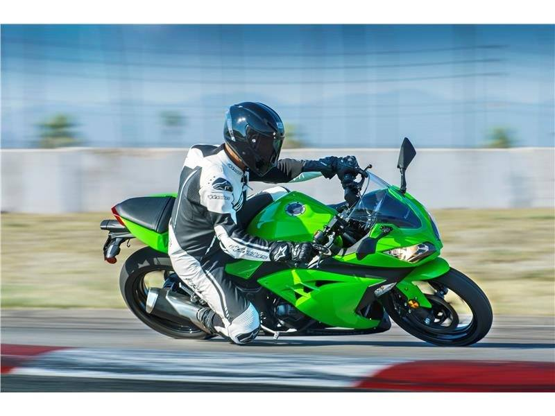 2015 Kawasaki Ninja® 300 in North Reading, Massachusetts - Photo 19