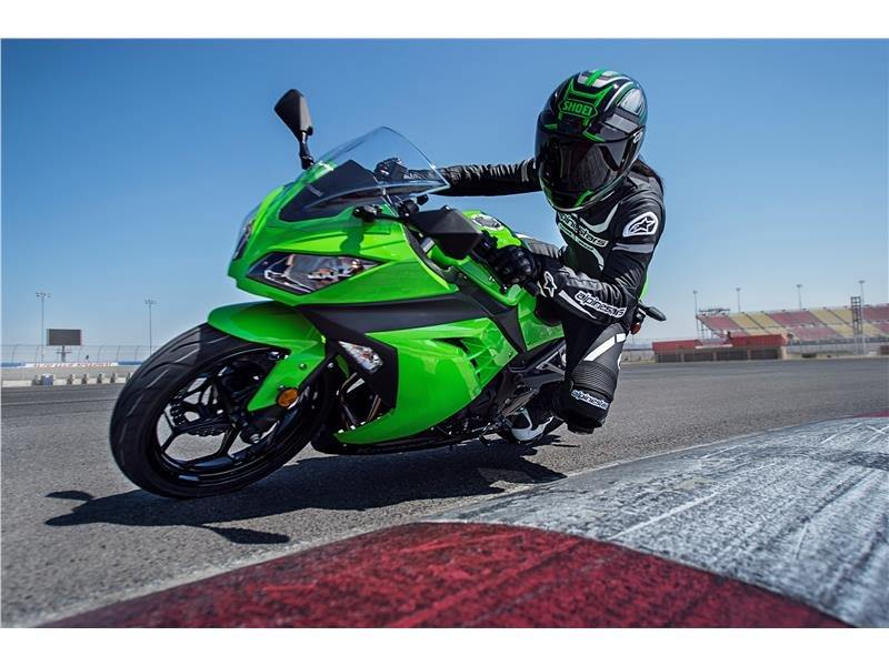2015 Kawasaki Ninja® 300 in Madera, California - Photo 16