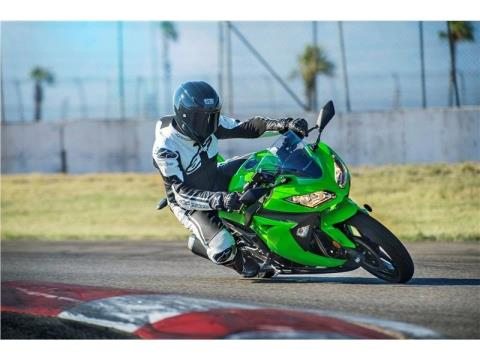 2015 Kawasaki Ninja® 300 in North Reading, Massachusetts - Photo 20