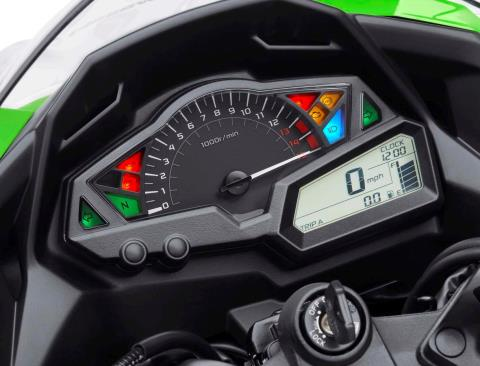 2015 Kawasaki Ninja® 300 in North Reading, Massachusetts - Photo 10