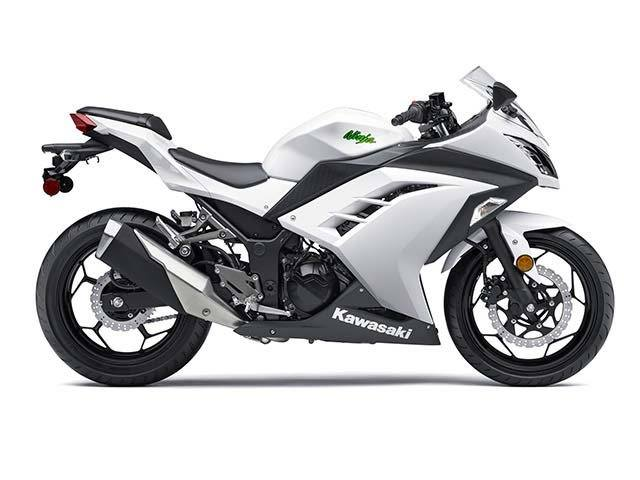 2015 Kawasaki Ninja® 300 in North Reading, Massachusetts