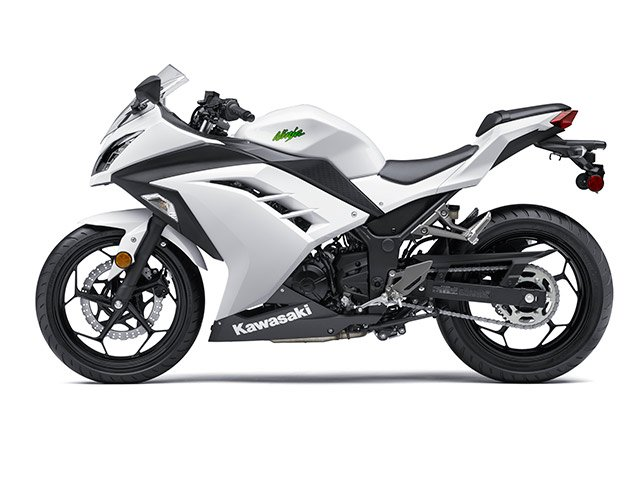 2015 Kawasaki Ninja® 300 in Corona, California
