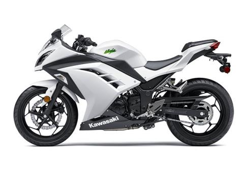 2015 Kawasaki Ninja® 300 in Howell, Michigan