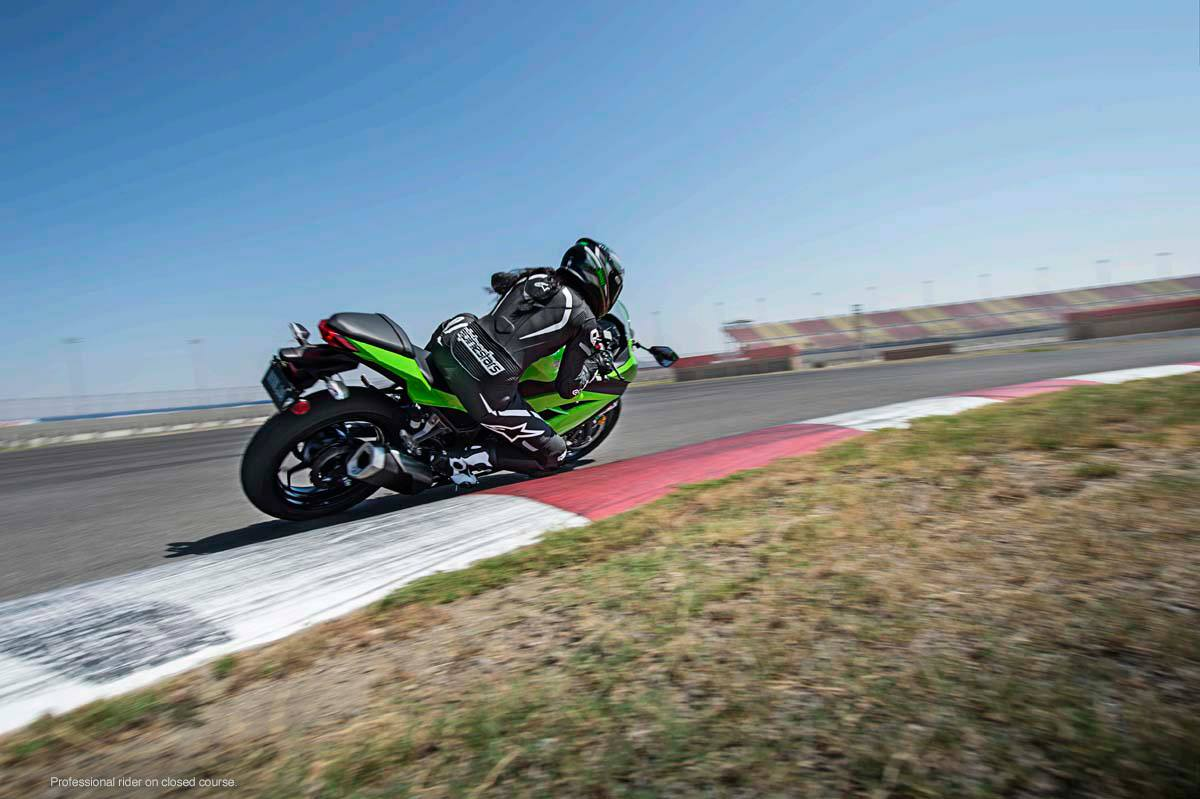 2015 Kawasaki Ninja® 300 ABS in Corona, California