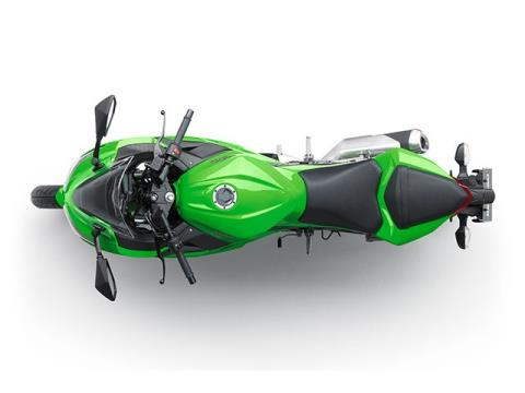 2015 Kawasaki Ninja® 300 ABS in North Reading, Massachusetts - Photo 4