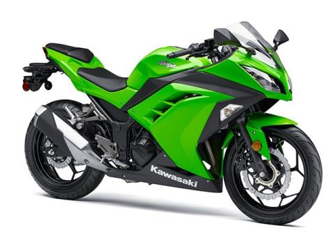 2015 Kawasaki Ninja® 300 ABS in North Reading, Massachusetts - Photo 3