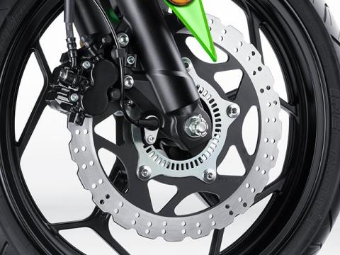 2015 Kawasaki Ninja® 300 ABS in North Reading, Massachusetts - Photo 8