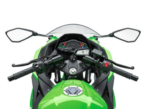 2015 Kawasaki Ninja® 300 ABS in North Reading, Massachusetts - Photo 5