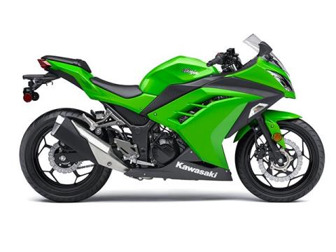 2015 Kawasaki Ninja® 300 ABS in North Reading, Massachusetts - Photo 1