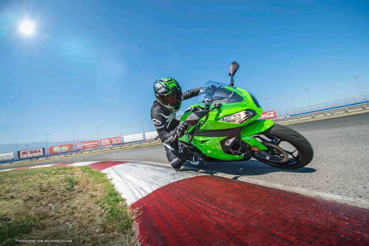 2015 Kawasaki Ninja® 300 ABS in North Reading, Massachusetts - Photo 14
