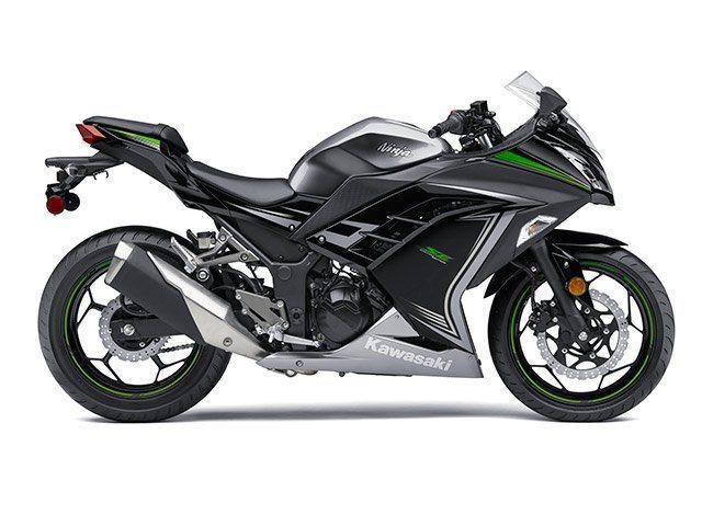 2015 Ninja 300 SE