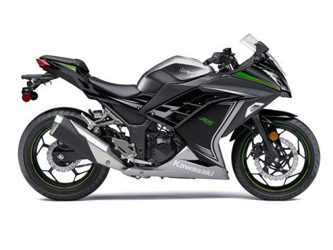 2015 Kawasaki Ninja® 300 SE in Brooklyn, New York