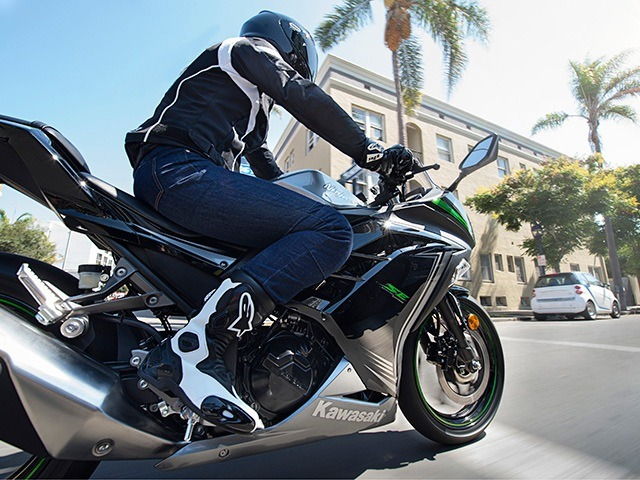 2015 Kawasaki Ninja® 300 SE in Everett, Pennsylvania