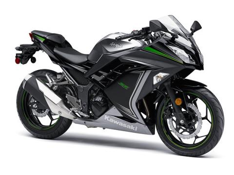 2015 Kawasaki Ninja® 300 SE in Howell, Michigan