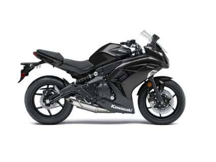 2015 Kawasaki Ninja® 650 in Huron, Ohio