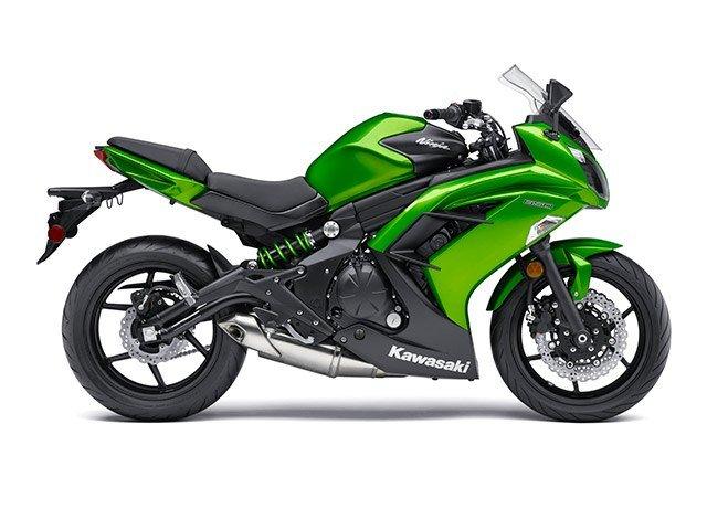 2015 Kawasaki Ninja® 650 in Cookeville, Tennessee