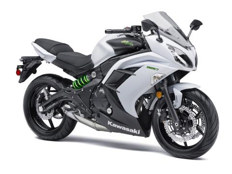 2015 Kawasaki Ninja® 650 in Middletown, New Jersey