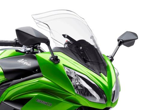 2015 Kawasaki Ninja® 650 in North Reading, Massachusetts