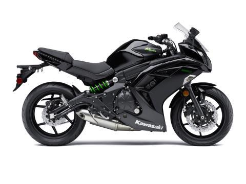 Good 2015 Kawasaki Ninja® 650 ABS In Middletown, New Jersey