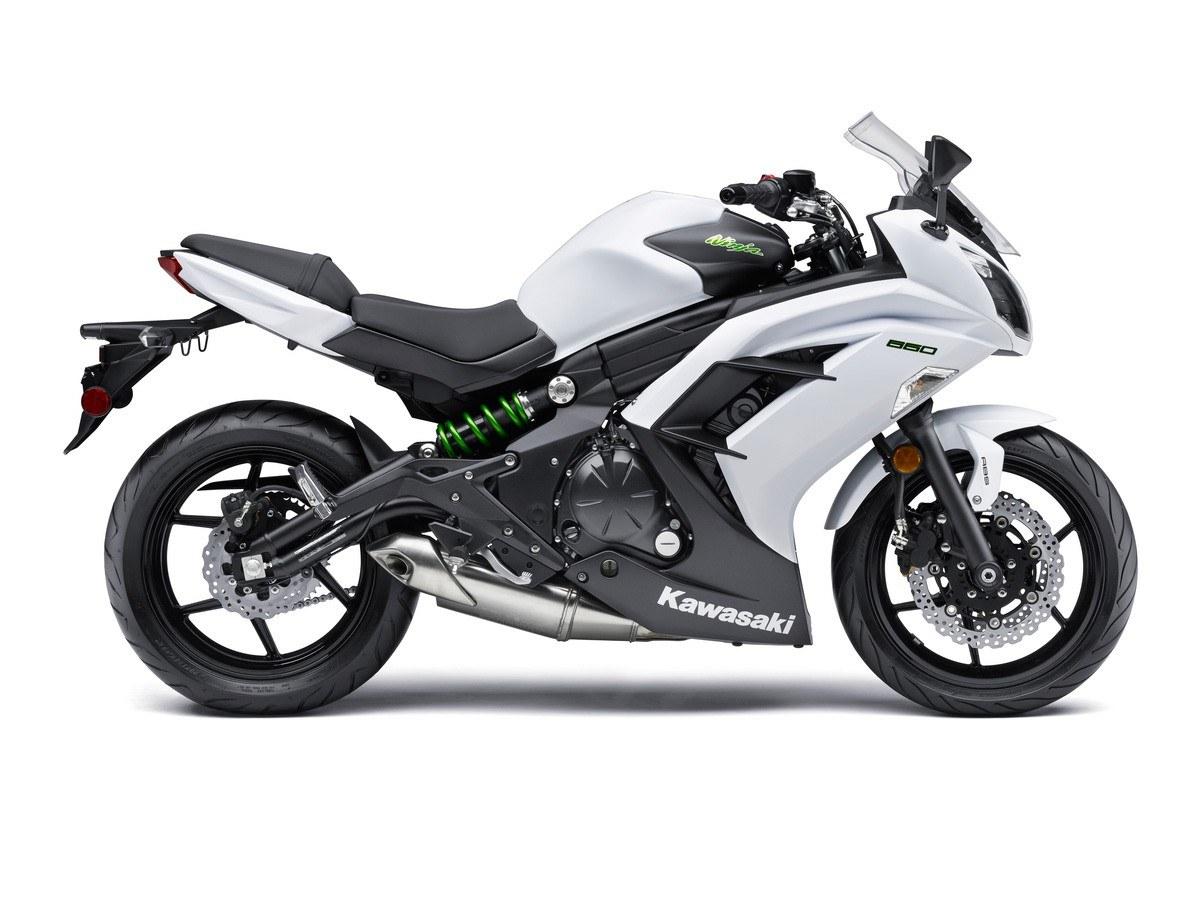 2015 Ninja 650 ABS
