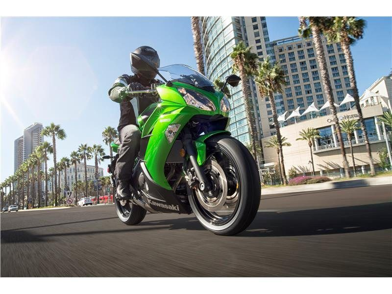 2015 Kawasaki Ninja® 650 ABS in North Reading, Massachusetts