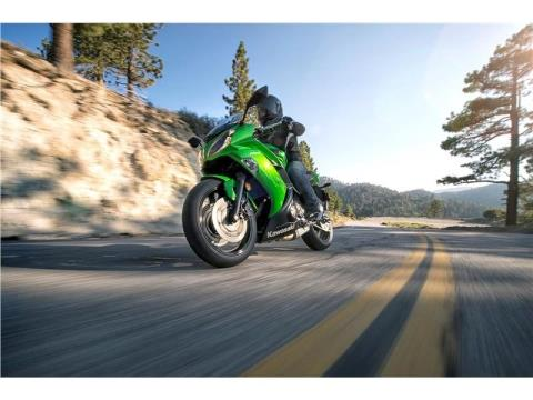 2015 Kawasaki Ninja® 650 ABS in Pahrump, Nevada