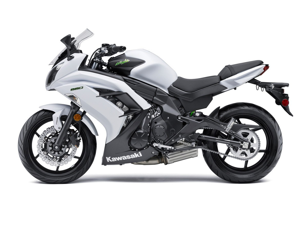 New 2015 kawasaki ninja 650 abs motorcycles in stillwater ok for Yamaha of stillwater