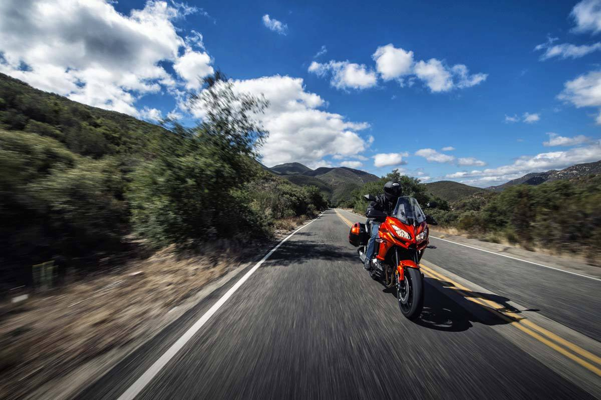 2015 Kawasaki Versys® 1000 LT in Asheville, North Carolina