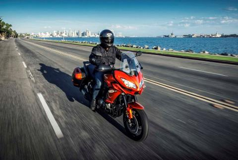 2015 Kawasaki Versys® 1000 LT in North Reading, Massachusetts - Photo 39