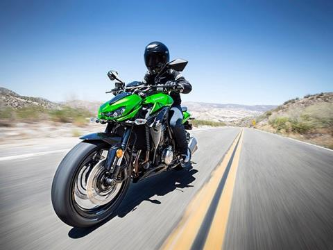 2015 Kawasaki Z1000 ABS in Pendleton, New York
