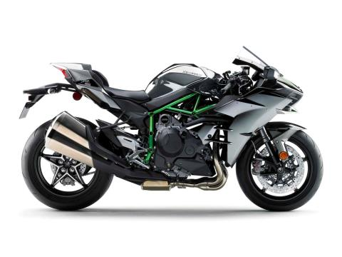 2015 Kawasaki Ninja H2™ in North Reading, Massachusetts - Photo 1