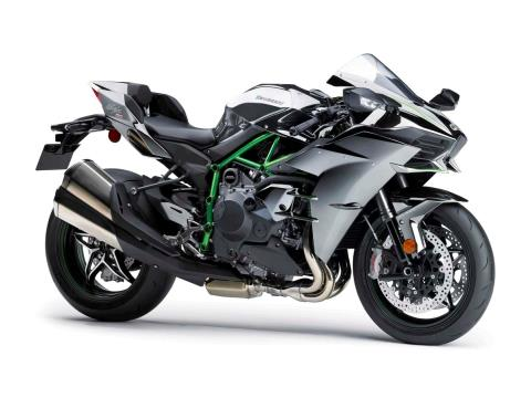 2015 Kawasaki Ninja H2™ in North Reading, Massachusetts - Photo 2