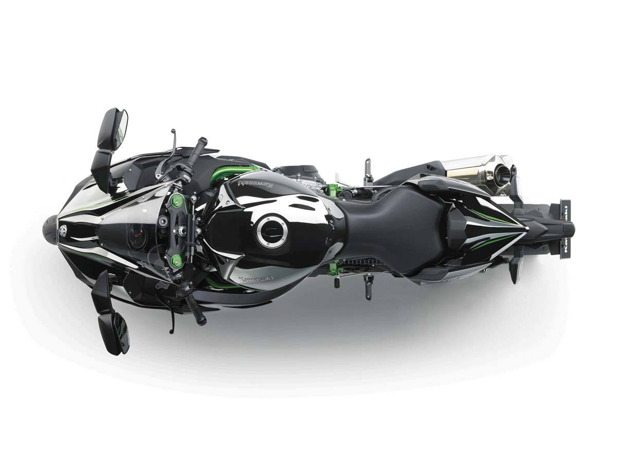 2015 Kawasaki Ninja H2™ in North Reading, Massachusetts - Photo 5