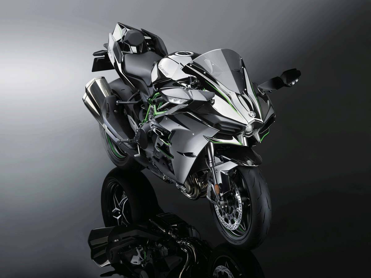 2015 Kawasaki Ninja H2™ in North Reading, Massachusetts - Photo 8