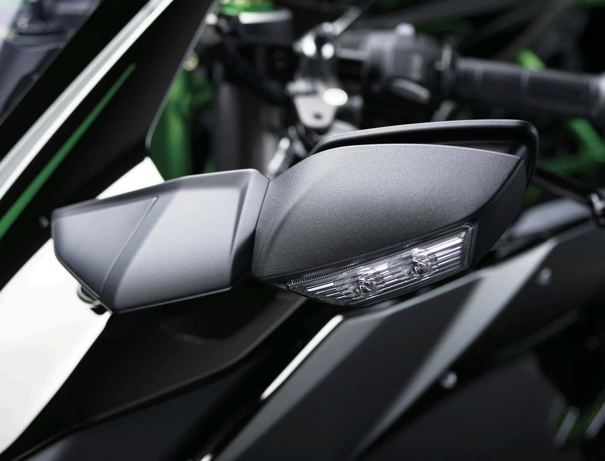 2015 Kawasaki Ninja H2™ in Howell, Michigan