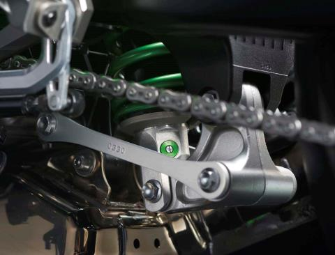 2015 Kawasaki Ninja H2™ in North Reading, Massachusetts - Photo 29
