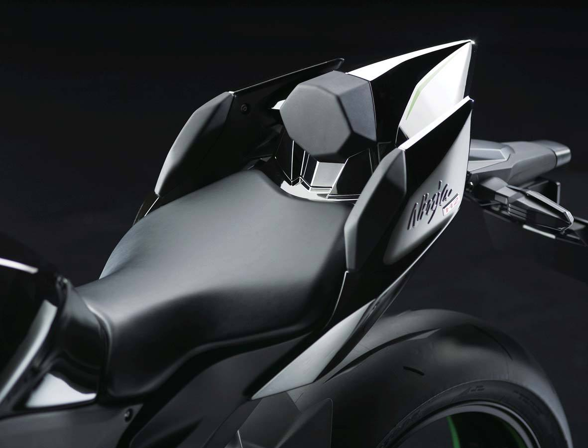 2015 Kawasaki Ninja H2™ in North Reading, Massachusetts - Photo 32