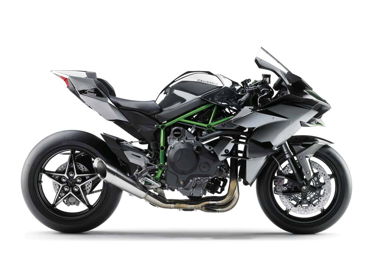 2015 Kawasaki Ninja H2™R in North Reading, Massachusetts - Photo 1