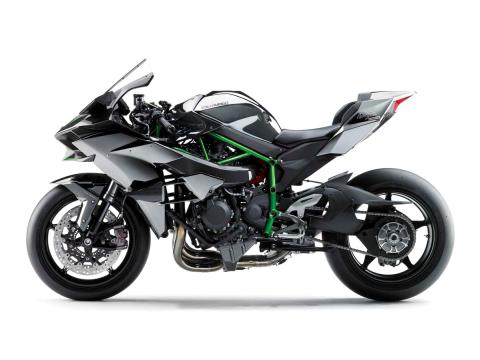 2015 Kawasaki Ninja H2™R in North Reading, Massachusetts - Photo 3