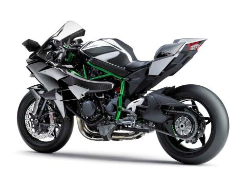 2015 Kawasaki Ninja H2™R in North Reading, Massachusetts - Photo 4