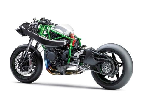 2015 Kawasaki Ninja H2™R in North Reading, Massachusetts - Photo 6