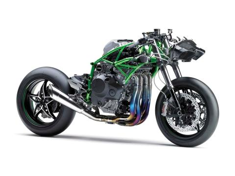 2015 Kawasaki Ninja H2™R in North Reading, Massachusetts - Photo 8