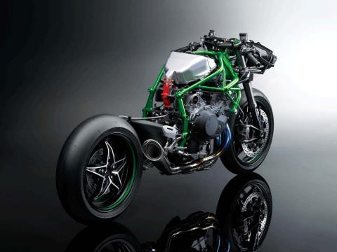 2015 Kawasaki Ninja H2™R in North Reading, Massachusetts - Photo 14